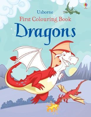 First Colouring Book Dragons (BOK)