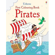 Produktbilde for First Colouring Book Pirates (BOK)