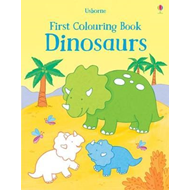 Produktbilde for First Colouring Book Dinosaurs (BOK)