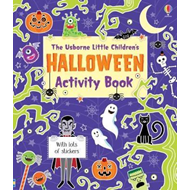 Little Children's Halloween Activity Book (BOK)