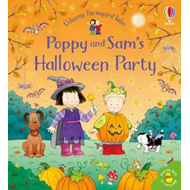 Produktbilde for Poppy and Sam's Halloween Party (BOK)