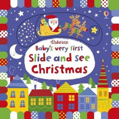 Baby's Very First Slide and See Christmas (BOK)