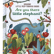 Produktbilde for Are You There Little Elephant? (BOK)