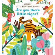 Produktbilde for Are You There Little Tiger? (BOK)