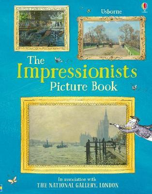 Impressionists Picture Book (BOK)