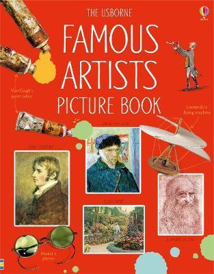 Famous Artists Picture Book (BOK)