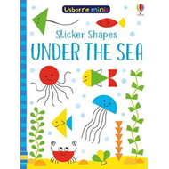 Sticker Shapes Under the Sea (BOK)