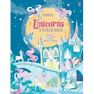 Unicorns Sticker Book (BOK)
