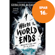 Produktbilde for Where the World Ends (BOK)