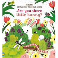 Produktbilde for Are you there Little Bunny? (BOK)