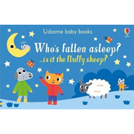 Produktbilde for Who's Fallen Asleep? (BOK)