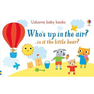 Produktbilde for Who's up in the Air? (BOK)