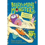Billy and the Mini Monsters: Monsters at the Museum (BOK)