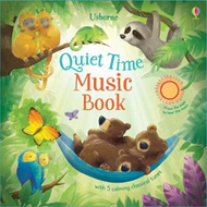 Produktbilde for Quiet Time Music Book (BOK)