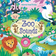 Produktbilde for Zoo Sounds (BOK)