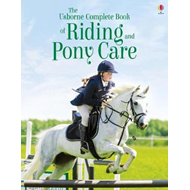 Complete Book of Riding and Pony Care (BOK)