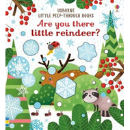 Produktbilde for Are You There Little Reindeer? (BOK)