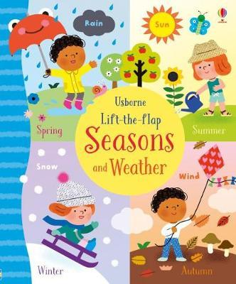 Lift-the-Flap Seasons and Weather (BOK)