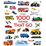 Produktbilde for 1000 Things That Go (BOK)