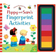 Produktbilde for Poppy and Sam's Fingerprint Activities (BOK)