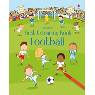 Produktbilde for First Colouring Book Football (BOK)