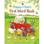 Produktbilde for Poppy and Sam's First Word Book (BOK)