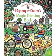Produktbilde for Poppy and Sam's Magic Painting Book (BOK)