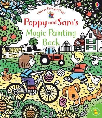 Poppy and Sam's Magic Painting Book (BOK)