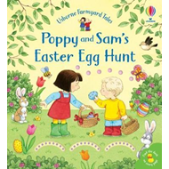 Produktbilde for Poppy and Sam's Easter Egg Hunt (BOK)