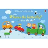 Produktbilde for Where's the Butterfly? (BOK)