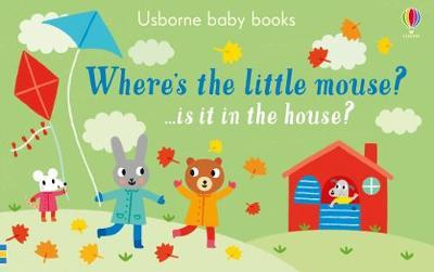 Where's the Little Mouse? (BOK)