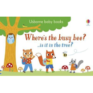 Produktbilde for Where's the Busy Bee? (BOK)
