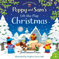 Produktbilde for Poppy and Sam's Lift-the-Flap Christmas (BOK)