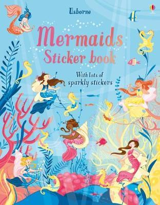Mermaids Sticker Book (BOK)