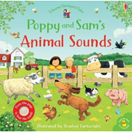 Produktbilde for Poppy and Sam's Animal Sounds (BOK)