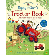 Produktbilde for Poppy and Sam's Wind-Up Tractor Book (BOK)