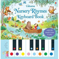 Produktbilde for Nursery Rhymes Keyboard Book (BOK)