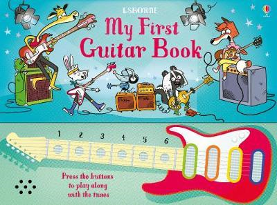My First Guitar Book (BOK)
