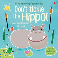 Produktbilde for Don't Tickle the Hippo! (BOK)