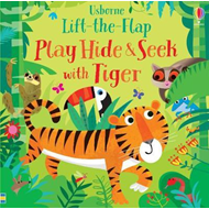 Produktbilde for Play Hide and Seek with Tiger (BOK)