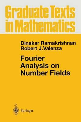 Fourier Analysis on Number Fields (BOK)