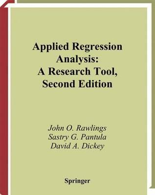 Applied Regression Analysis (BOK)
