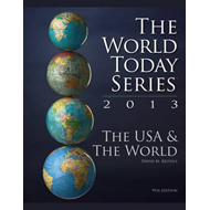 The USA and the World 2013 (BOK)
