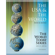 USA and the World 2015-2016 (BOK)