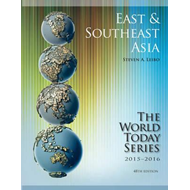 East and Southeast Asia 2015-2016 (BOK)