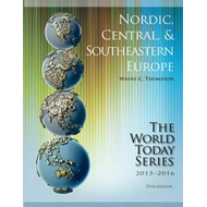 Nordic, Central, and Southeastern Europe (BOK)