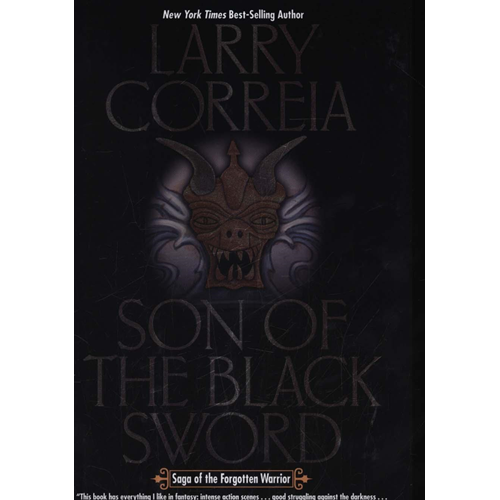 Son of the Black Sword (BOK)