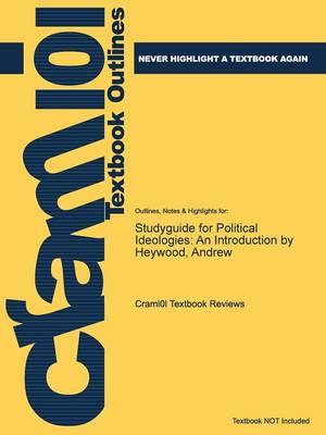 Studyguide for Political Ideologies (BOK)