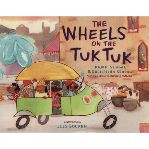 Wheels on the Tuk Tuk (BOK)