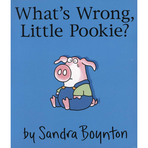 What's Wrong, Little Pookie? (BOK)